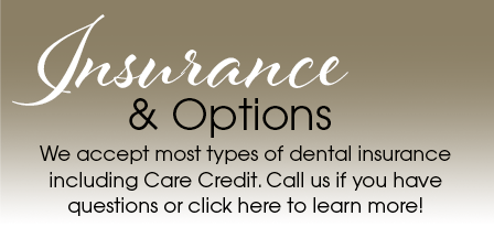 Insurance and Payment Options